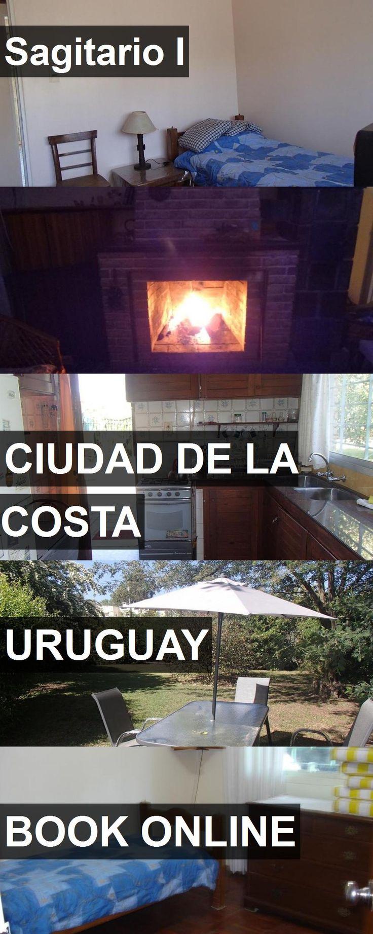 Hotel Sagitario I in Ciudad de la Costa, Uruguay. For more information, photos, reviews and best prices please follow the link. #Uruguay #CiudaddelaCosta #travel #vacation #hotel