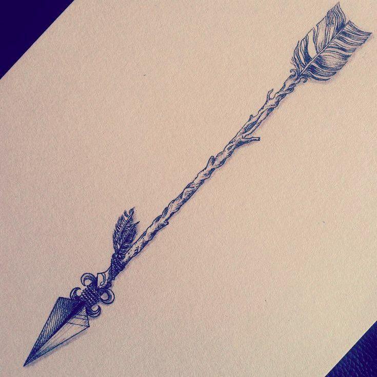 awesome Top 100 arrow tattoo - http://4develop.com.ua/top-100-arrow-tattoo/