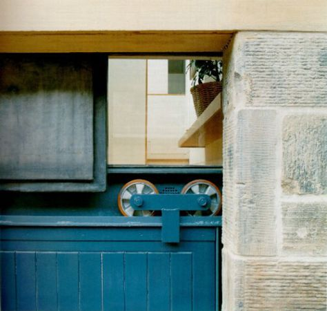 Richard Murphy Architects detail