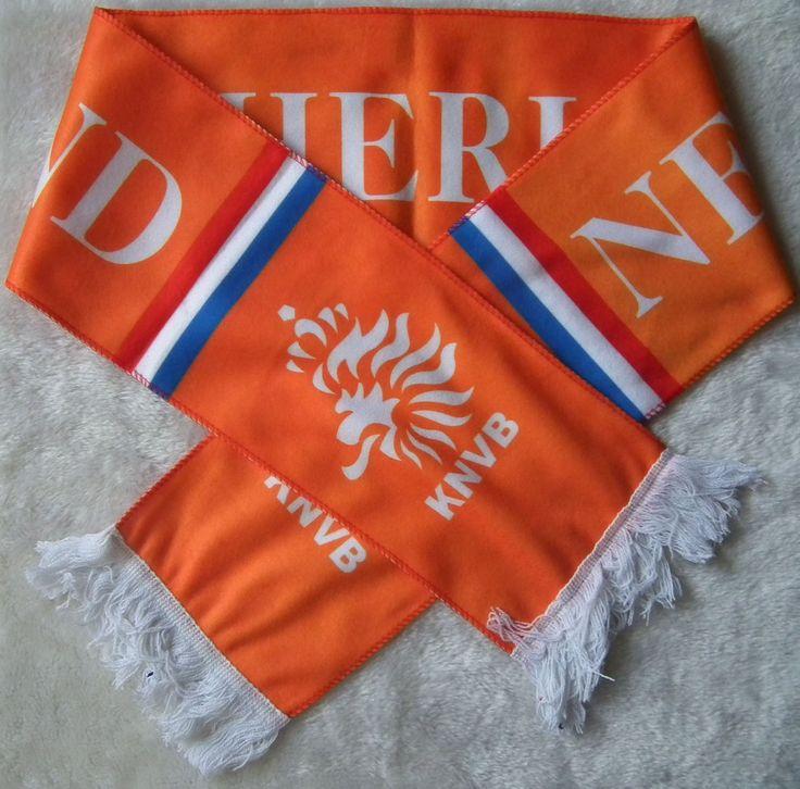 Holland Soccer Scarf