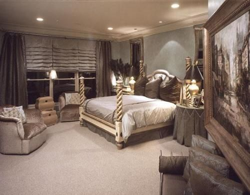 die 19 besten bilder zu maison, décoration auf pinterest ... - Modernes Schlafzimmer Interieur Reise