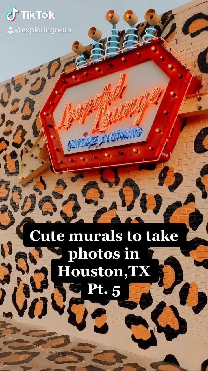 Instagrammable Murals In Houston Tx Video Houston Mural Galveston