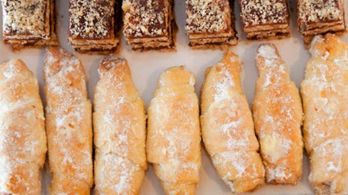 Croatian Kiflice recipe #croatian #food #recipes www.casademar.com
