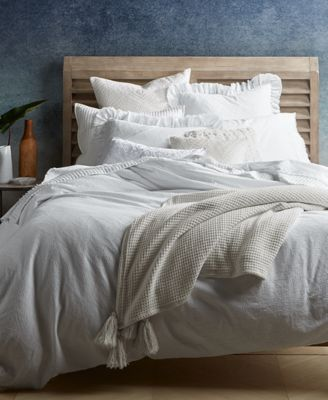 Lucky Brand Ventura Waffle Comforter Sets, Created for Macy's