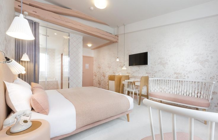 Hotel Le Lapin Blanc in Paris