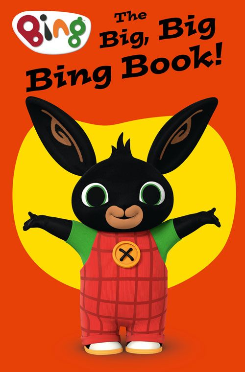 The Big, Big Bing Book | Bing Bunny