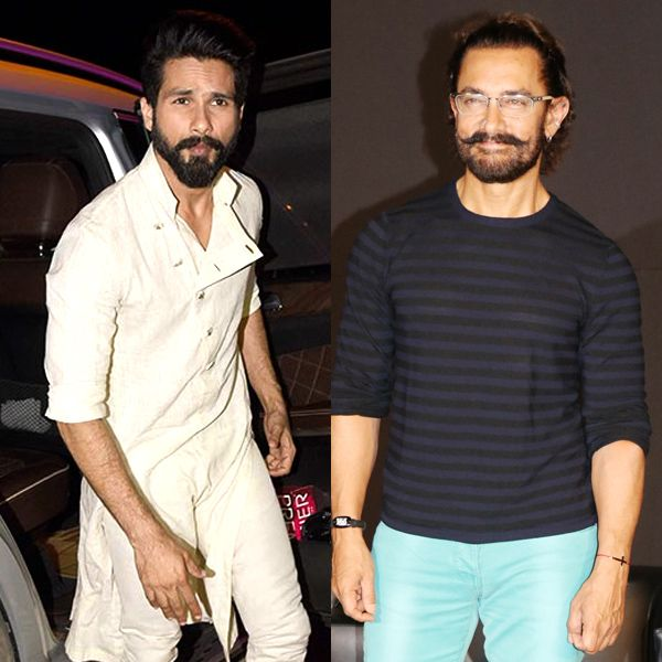 Aamir Khan or Shahid Kapoor – who is rocking the 'stache better? Vote now! #FansnStars