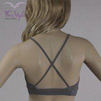 X TOP GREY SUPPLEX ® #moda  #fitnessfashion #top #free_style #girl #fashion #sexy #like #fitness #dri-fit