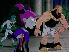 Teen titans episode 48