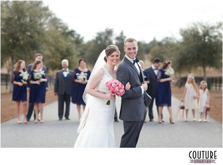 #Lake_City_Wedding #rustic_chic_wedding #the_oaks_equestrian_center_wedding #gray_suit_groom #bowtie_groom #boutonniere #pink_navy_gray_wedding #shabby_apple_bridesmaid_dress