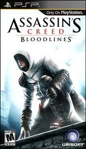 Assassins Creed Bloodlines - PSP Game
