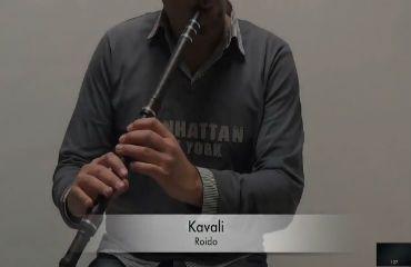 Kavali lesson - Roido