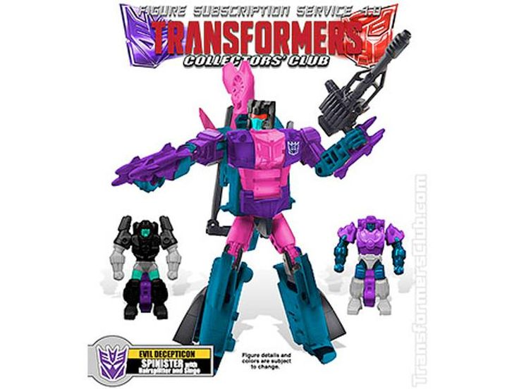 transformers 2016 subscription figure spinister transformers botcon other exclusives club other exclusives #transformer