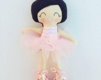 Dress up doll fabric doll handmade doll rag doll