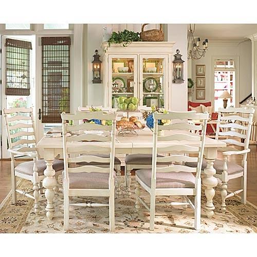Uf 996653 634 8pc Paula Deen Paula S Table Dining Set 8
