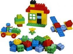 LEGO DUPLO - Large Brick Box 5506 Shop Online - iQToys.co.nz