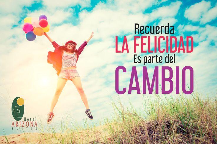 Feliz #Lunes recuerda la Felicidad es parte del Cambio. inicia la #Semana con la mejor Actitud. #Cucuta #Colombia #FraseMotivadora