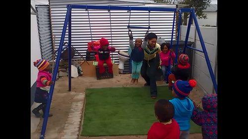 Educare center for 60 underprivileged children