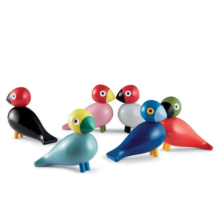 Danish designer Kaj Bojesen #birds