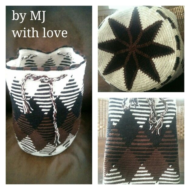 #mochila #crochet #cotton