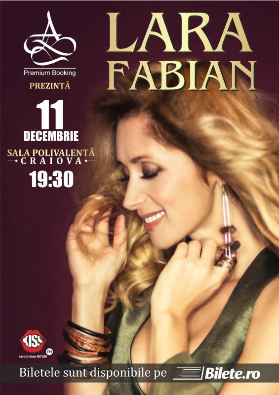 Lara Fabian - 11 Dec 2016