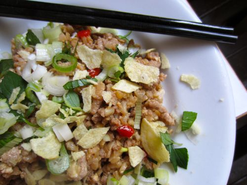 Turkey Fried Rice with Potato Chips | Asian Inspired Recipes | Pinter ...
