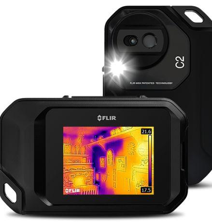 Kamera termowizyjna FLIR C2 | Europro | Kamery Termowizyjne FLIR