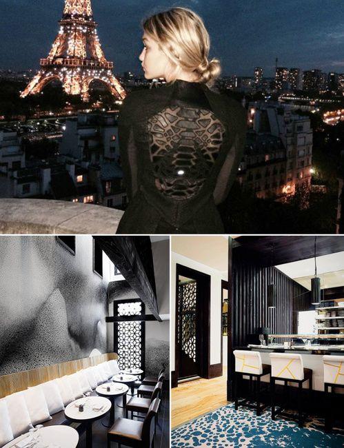 Gigi Hadid's favourite Paris restaurants