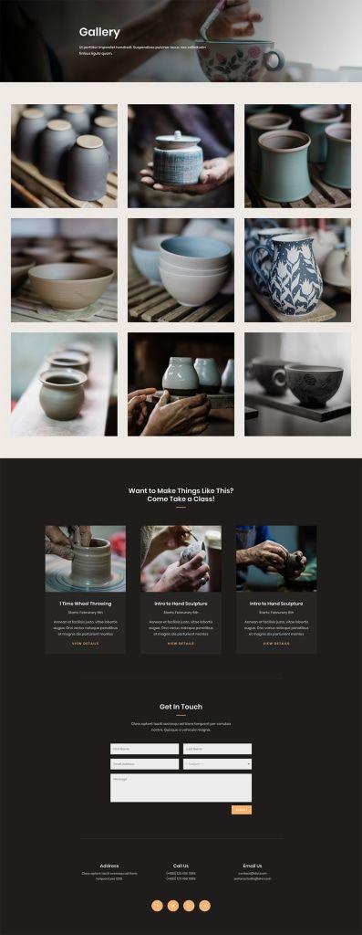 Get a Beautifully Polished Pottery Studio Layout Pack for Divi https://www.elegantthemes.com/blog/divi-resources/get-your-beautifully-polished-pottery-studio-layout-pack?utm_campaign=coschedule&utm_source=pinterest&utm_medium=Elegant%20Themes&utm_content=Get%20a%20Beautifully%20Polished%20Pottery%20Studio%20Layout%20Pack%20for%20Divi