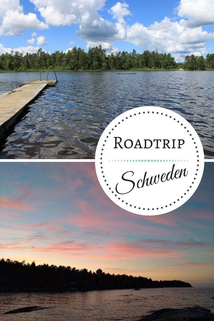 Ein Sommer in Schweden, das würde ich auch gerne mal erleben. Miriam war 6 Wochen auf Rundreise und berichtet begeistert davon. #rundreise #schweden #camping #roadtrip #wohnmobil #wohnmobilmitkind