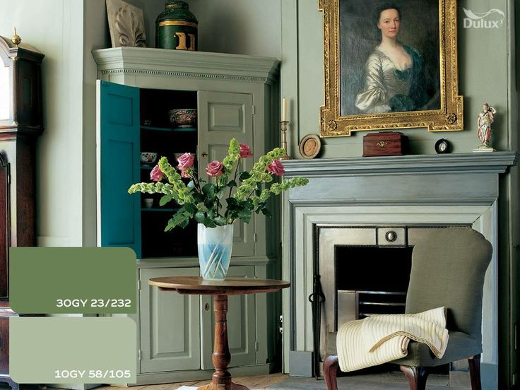 #dulux #green #olive #homedecor #paint