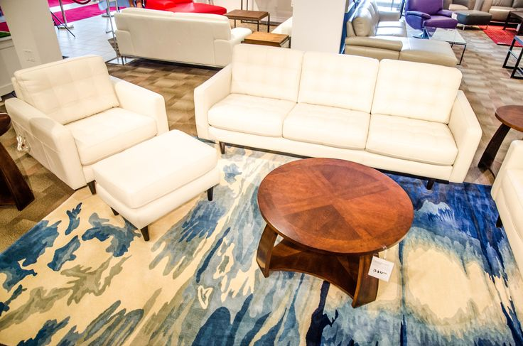 Marano Leather Sofa Collection By Chateau D'ax, Made In