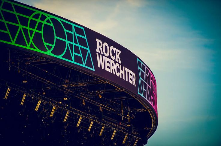 Sounds of Rock Werchter – Belgian Music Festivals – Tout sur les festivals belges et européens !