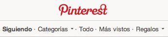 Cómo poner Pinterest en español: Ya estás usando Pinterest en español