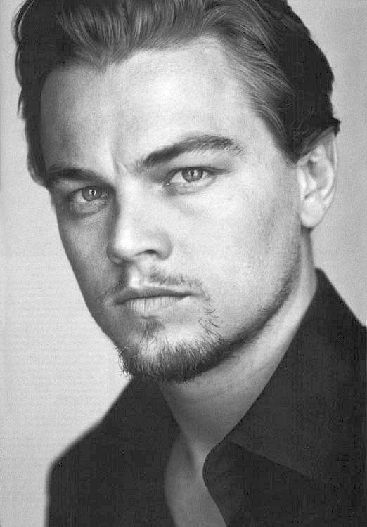 Leo. Inspiration for men's portrait photography.