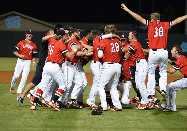 BA went behind the scenes to chronicle Davidson's ride to super regionals.