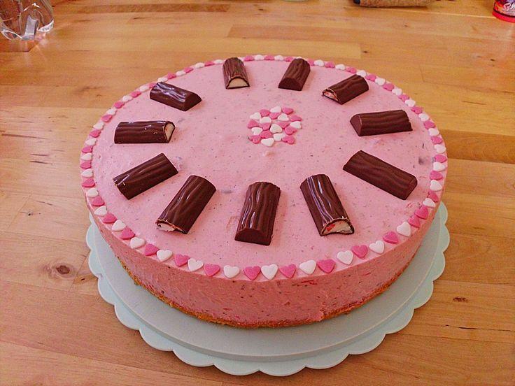 Joghurette - Torte, ein schönes Rezept aus der Kategorie Sommer. Bewertungen: 100. Durchschnitt: Ø 4,0.