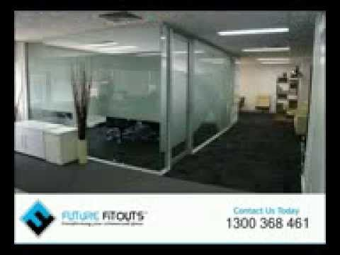 futurefitouts.com.au- Office Glass Partitions Brisbane #OfficePartitionsBrisbane