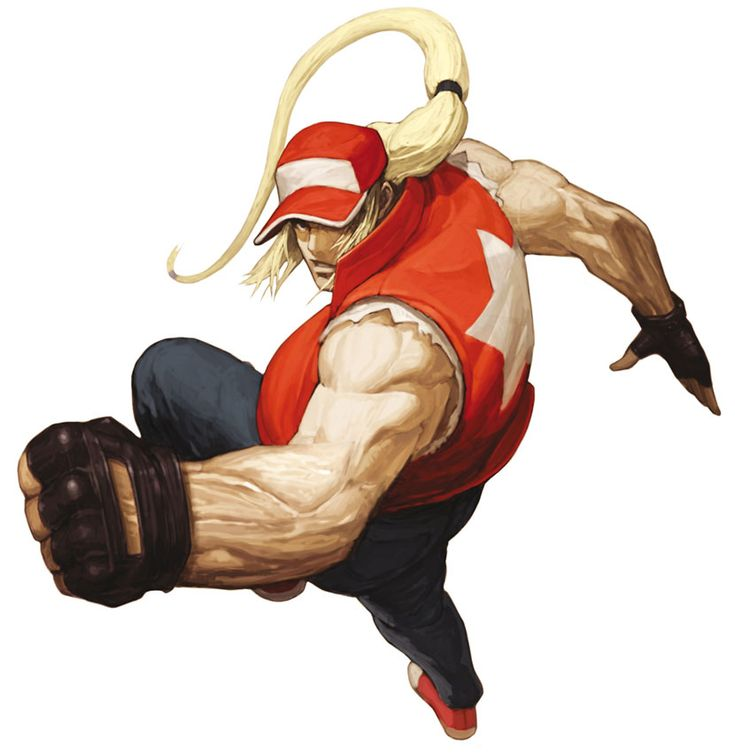 Terry Bogard - Characters & Art - SNK vs. Capcom: SVC Chaos