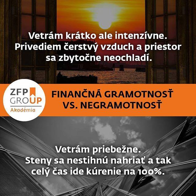Chladné počasie už dorazilo. Ako správne vetrať a ušetriť tak 25% nákladov na vykurovanie? #zfp #zfpa #zfpakademia #rozdiel #zima #gramotnost #slovensko #financie #vzdelavanie #up #energie #energia #vykurovanie #vetranie #setrit #financie #akonato #financnagramotnost