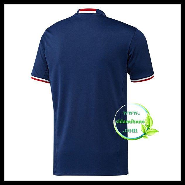 Fotballdrakter Olympique Lyonnais Bortedraktsett 2016-2017