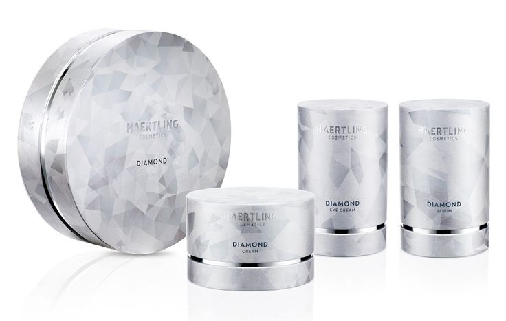 Diamonds Are Forever Cosmetics on Packaging of the World - Creative Package Design Gallery