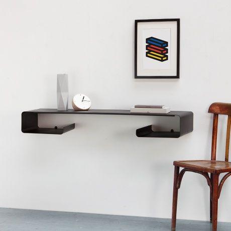 Moebius Schreibtisch - Schwarz