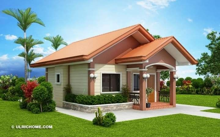 Pin By Adriano Dominguez On Mi Casa In 2020 Simple House Design Bungalow House Plans Modern Bungalow House