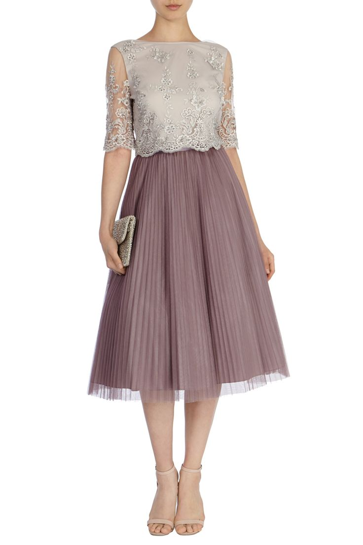 Bridesmaid Dresses | Beiges Browns NATALIA SKIRT | Coast Stores Limited - cute skirt and top - maybe a more relaxed top??