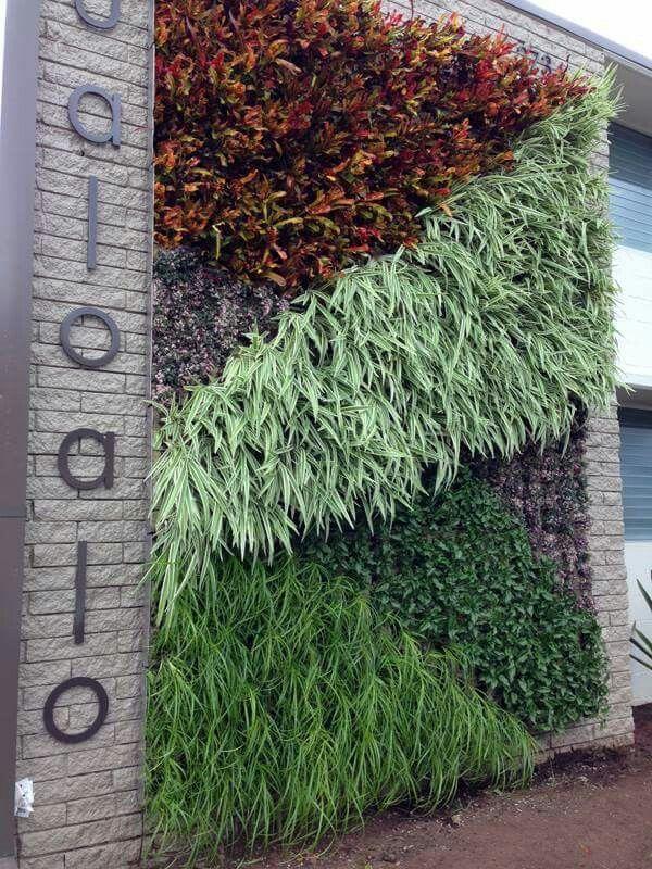 M?s de 1000 ideas sobre Jardin Vertical Artificial en ...