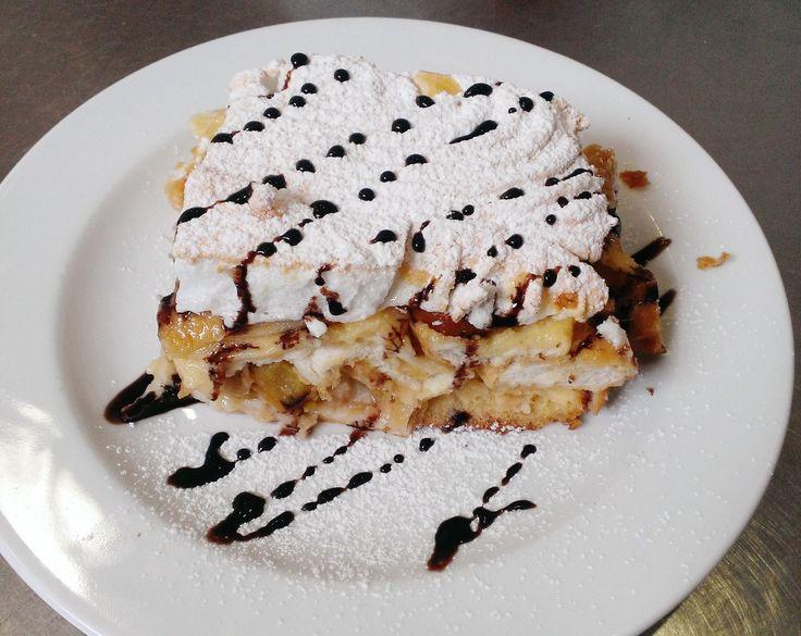 Denné menu Vranov   Ovocná žemľovka s vaječnou krustou #DenneMenu #Restauracia #DenneMenuVranov #RestauraciaVranov Hotel Patriot***