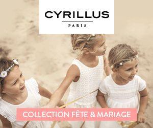 """Découvrez les tenues de cortège de la collection """"Les jolis moments"""" de Cyrillus, avec 3 délicats thèmes : Les Romantiques, Les Poétiques et Les Classiques."""