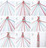 Heart-patterned friendship bracelet: Ideas, Diybracelets, Heart Friendship Bracelet, Diy Bracelets, Camps Crafts, Heart Bracelets, Friendship Bracelets, Pattern Friendship, Heart Pattern