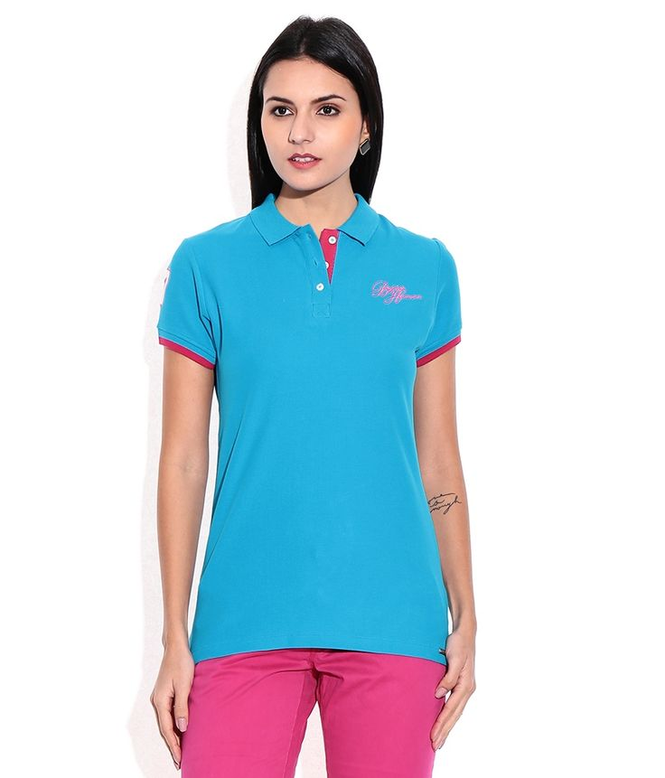 Being Human Turquoise Cotton Polos, http://www.snapdeal.com/product/being-human-turquoise-cotton-polos/668564833272